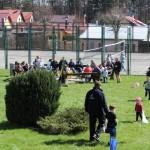 atrakcje na terenie ośrodka Lazur